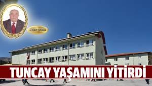 AHMET TUNCAY'I KAYBETTİK