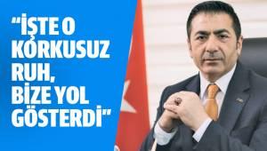 Başkan Erdoğan, 18 Mart Şehitleri Anma Günü'nü ve Çanakkale Zaferi'ni unutmadı: