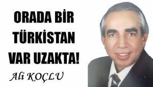 ORADA BİR TÜRKİSTAN VAR UZAKTA!