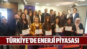 TÜRKİYE'DE ENERJİ PİYASASI