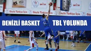 Denizli Basket TBL yolunda