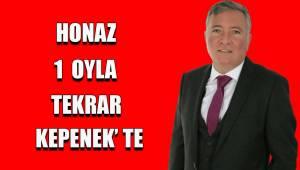 HONAZ 1 OYLA TEKRAR KEPENEK'TE