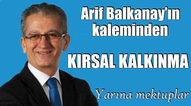 KIRSAL KALKINMA