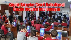 Küçük bireyler Çivril Belediyesi Çocuk Meclisi'nde buluştu