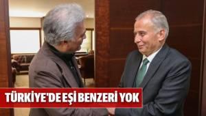 TÜRKİYE'DE EŞİ BENZERİ YOK