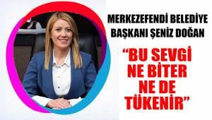 """""""BU SEVGİ NE BİTER NE DE TÜKENİR"""""""