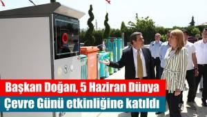 """""""ÇEVRE TEMİZLİĞİ ANLAMINDA HEDEFİMİZ İLK BEŞ"""""""