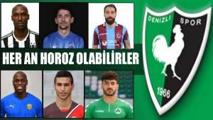 Horoz'un Süper Lig listesi hazır