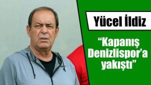"""""""Kapanış Denizlispor'a yakıştı"""""""