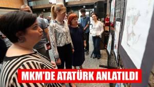 MKM'DE ATATÜRK ANLATILDI