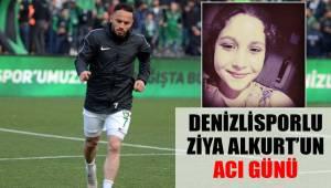 Ziya Alkurt'un acı günü