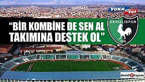 """""""BİR KOMBİNE DE SEN AL TAKIMINA DESTEK OL"""""""