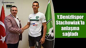 Denizlispor Stachowiak'la anlaşma sağladı