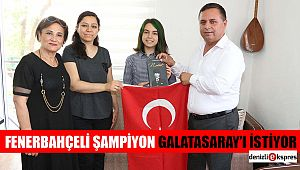 FENERBAHÇELİ ŞAMPİYON GALATASARAY'I İSTİYOR