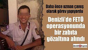 FETÖ operasyonunda bir zabıta gözaltına alındı