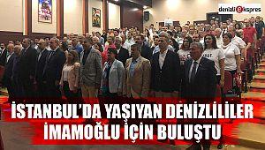 İSTANBUL'DA DENİZLİ RÜZGARI
