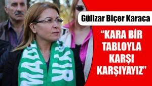 """""""KARA BİR TABLOYLA KARŞI KARŞIYAYIZ"""""""