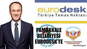PAMUKKALE BELEDİYESİ EURODESK'TE