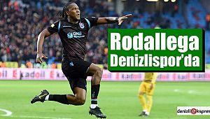 Rodallega Denizlispor'da
