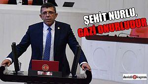 ŞEHİT NURLU , GAZİ ONURLUDUR