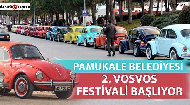 2. VOSVOS FESTİVALİ BAŞLIYOR