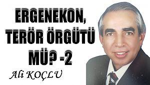 ERGENEKON, TERÖR ÖRGÜTÜ MÜ? -2