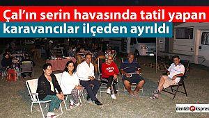 """""""KARAVAN TUTTU, SIRADA KÜLTÜR VE EKOLOJİK TURİZM VAR"""""""