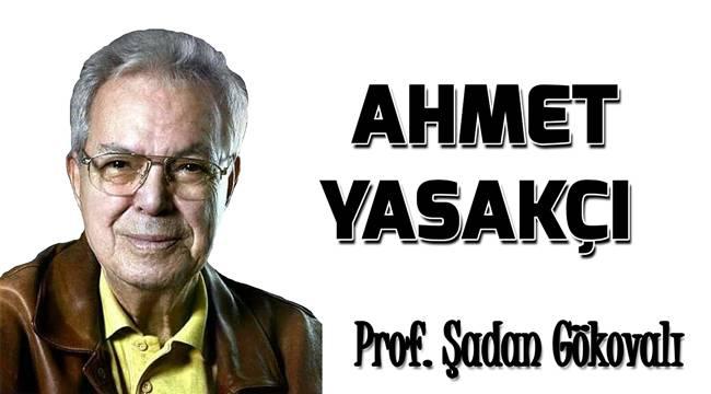 AHMET YASAKÇI