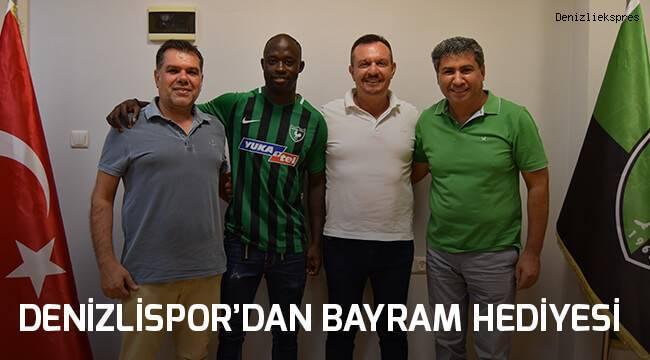 Denizlispor'dan Bayram Hediyesi