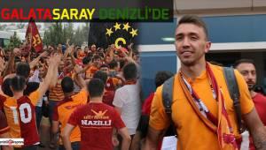 Galatasaray sezonun ilk maçı için Denizli'de