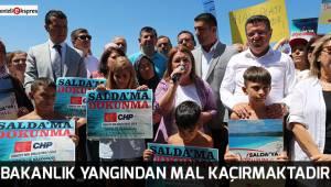 Karaca'dan Salda Gölü ihalesine tepki!