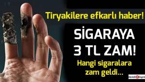 Tiryakilere efkarlı haber!