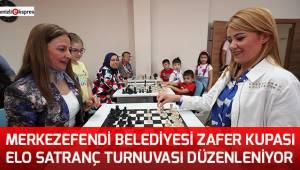 Zafer Kupası ELO Satranç Turnuvası düzenleniyor