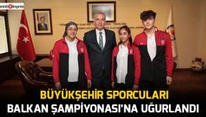 Başkan Zolan'dan milli sporculara başarı dileği