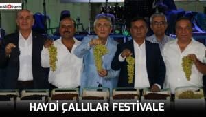 HAYDİ ÇALLILAR FESTİVALE