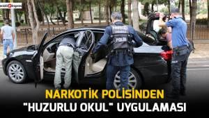Narkotik polisinden