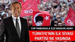 Türkiye'nin ilk siyasi partisi 96 yaşında