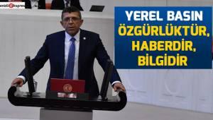 YEREL BASIN ÖZGÜRLÜKTÜR, HABERDİR, BİLGİDİR