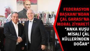 """""""ANKA KUŞU MİSALİ ÇAL KÜLLERİNDEN DOĞAR"""""""