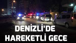 Bölgeye 15'e yakın ekip sevk edildi, 4 kişi gözaltına alındı