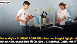 Bu makine sayesinde üzüm suyu çıkarmak artık daha kolay