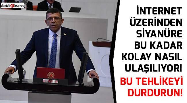 BU TEHLİKEYİ DURDURUN!