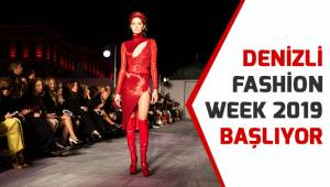 Denizli Fashion Week 2019 Başlıyor