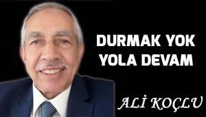 DURMAK YOK YOLA DEVAM
