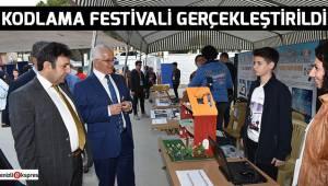 Kodlama Festivali gerçekleştirildi