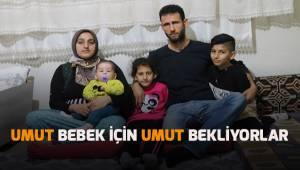 Bir çocuklarını o hastalıktan kaybettiler, ikinci çocukları da aynı hastalığa yakalandı