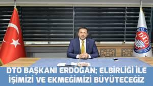 DTO Başkanı Erdoğan'dan asgari ücret açıklaması