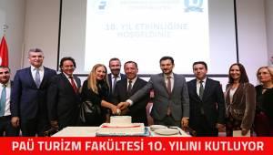 Pamukkale Üniversitesi Eğitim Fakültesi 10. Yılını kutluyor