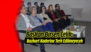 Başkan Çelik: