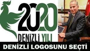 Başkan Zolan, 2020 Denizli Yılı logosunu kamuoyu ile paylaştı